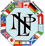 Het logo van The Society of NLP