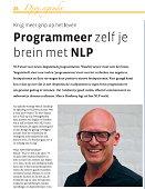 Interview Djoj met Marco Honkoop over NLP